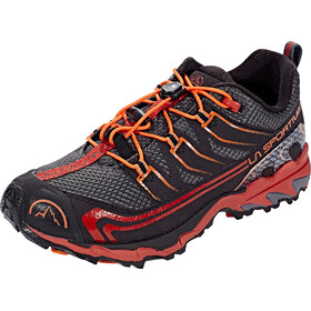 La Sportiva Falkon Low Running Shoes Children grey/red